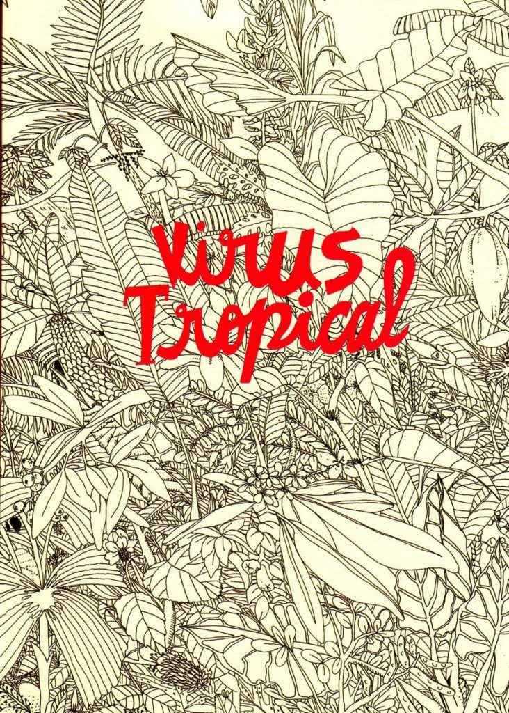 Virus tropical powerpaola